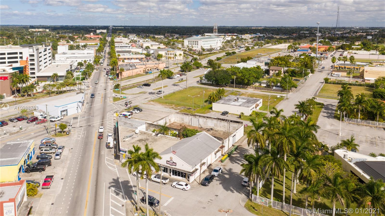 131 S Flagler Ave Property Photo - Homestead, FL real estate listing