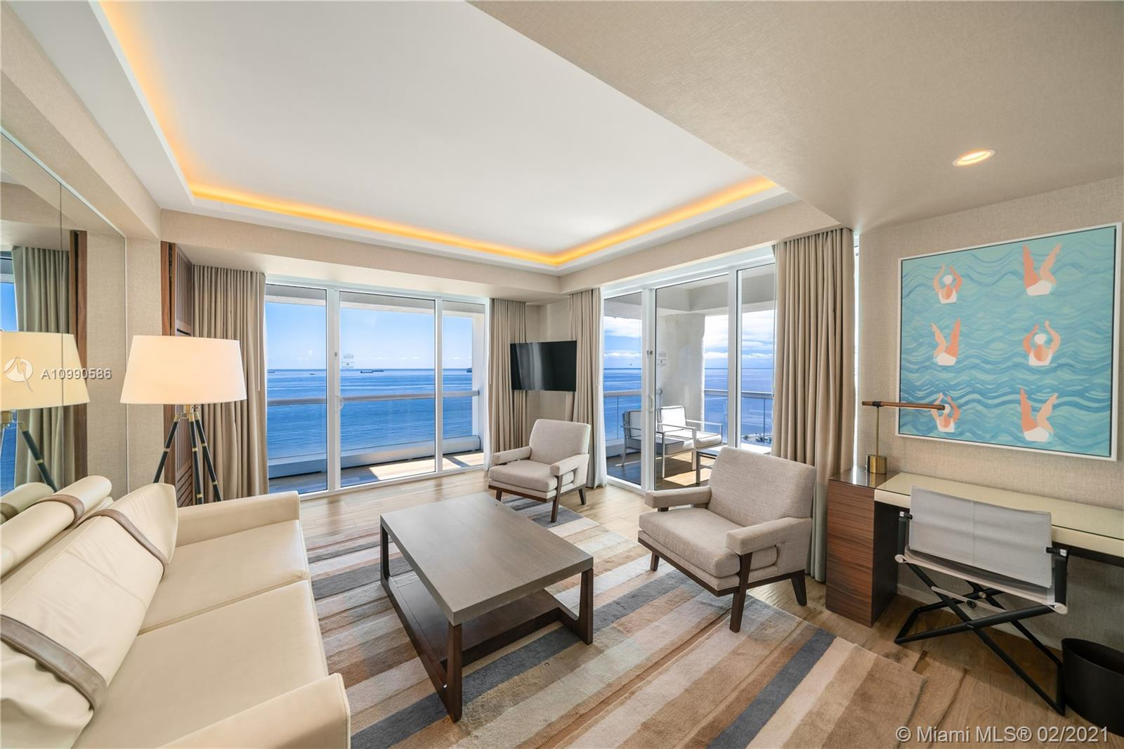551 N Fort Lauderdale Beach Blvd #h1414 Property Photo