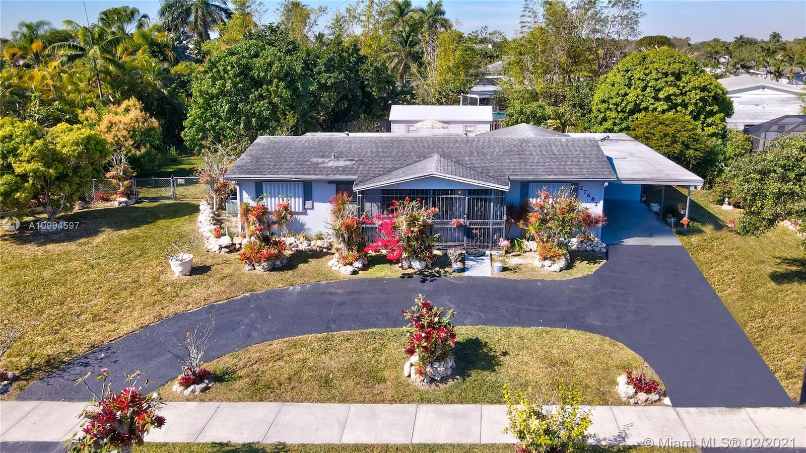 27682 SW 163rd Ave Property Photo - Homestead, FL real estate listing