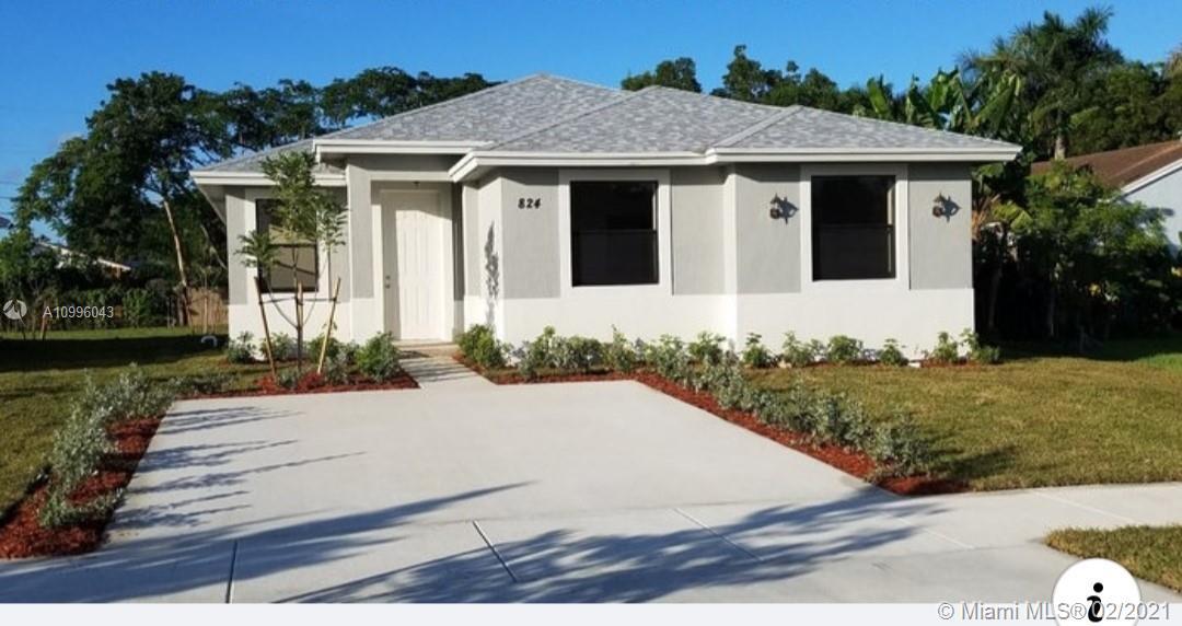 566 SW 2 Street Property Photo - Florida City, FL real estate listing