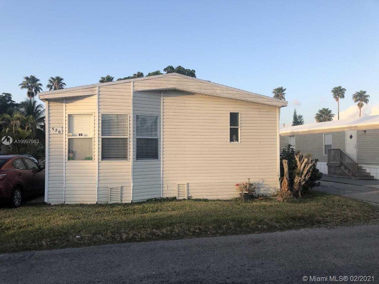 100 NE 6th Ave Lot 520 Property Photo - Homestead, FL real estate listing