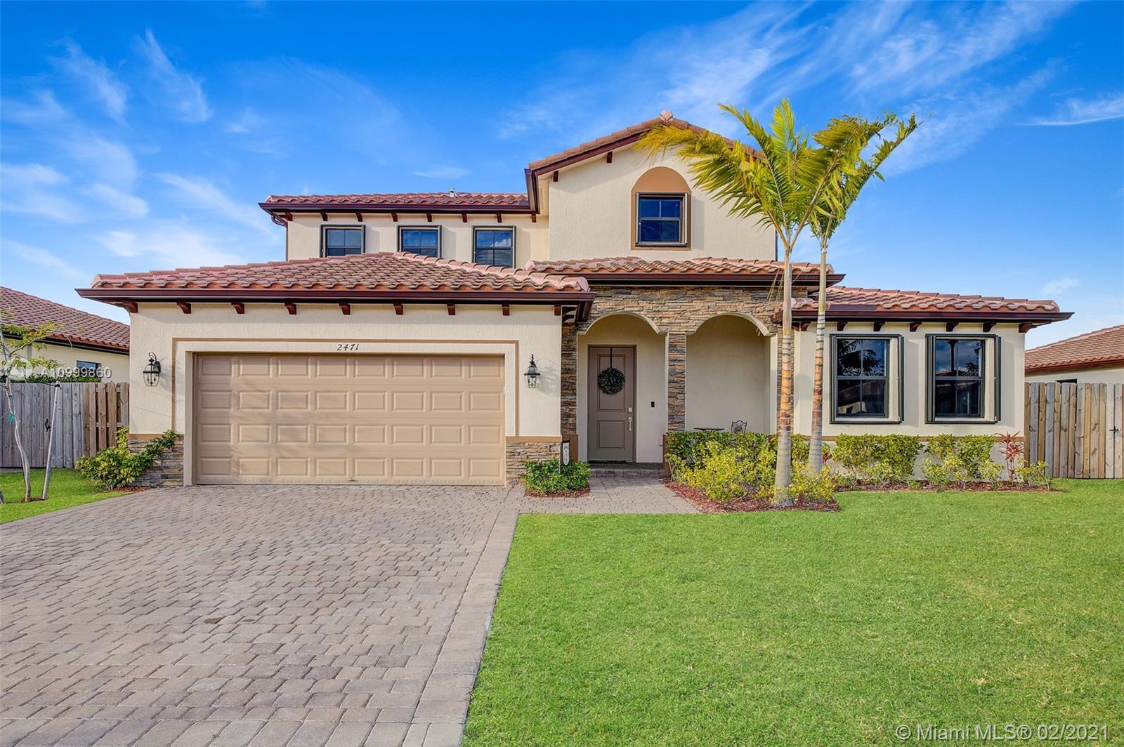 2471 SE 3rd St Property Photo - Homestead, FL real estate listing
