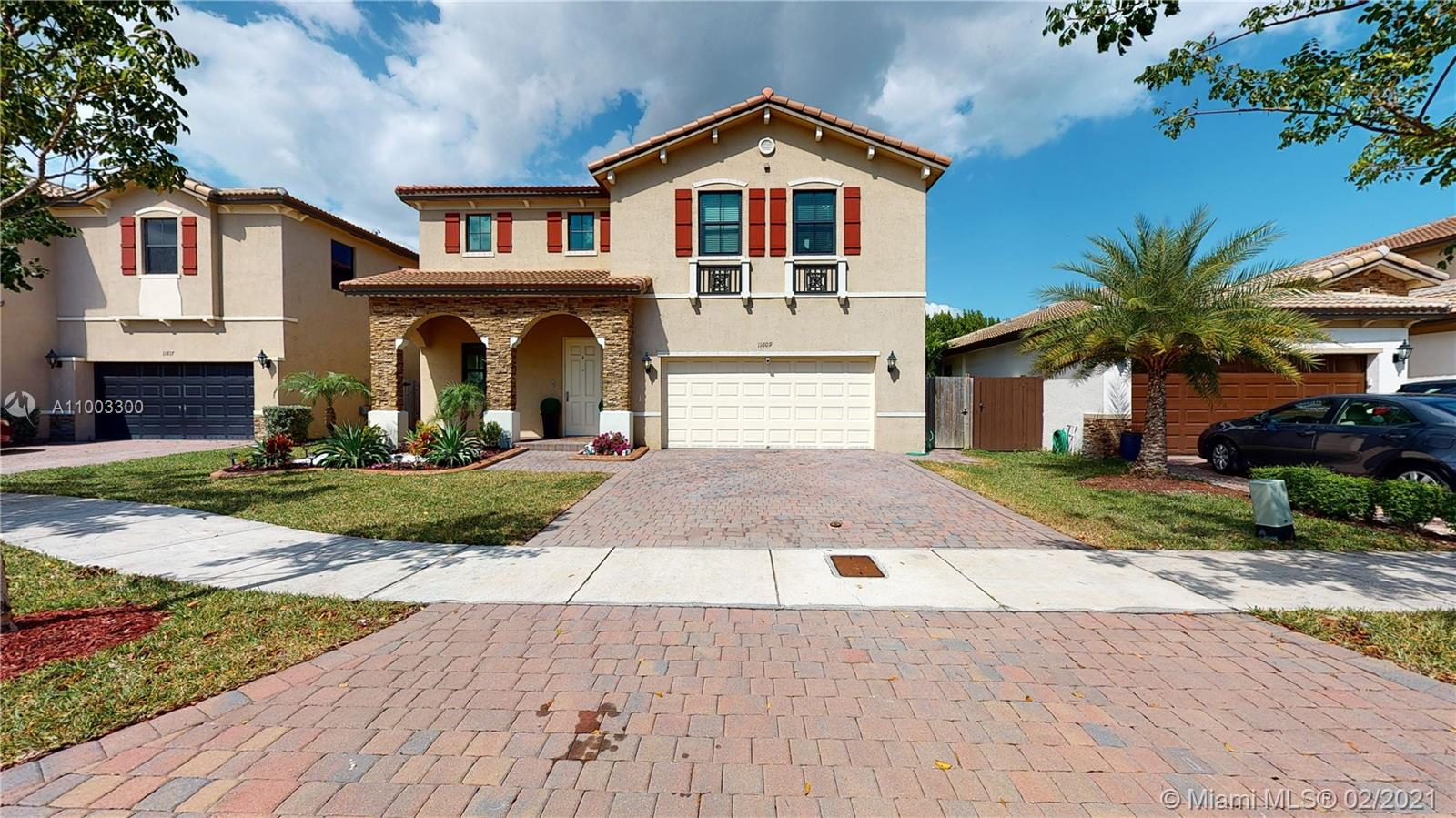11609 SW 238th Ter Property Photo - Homestead, FL real estate listing