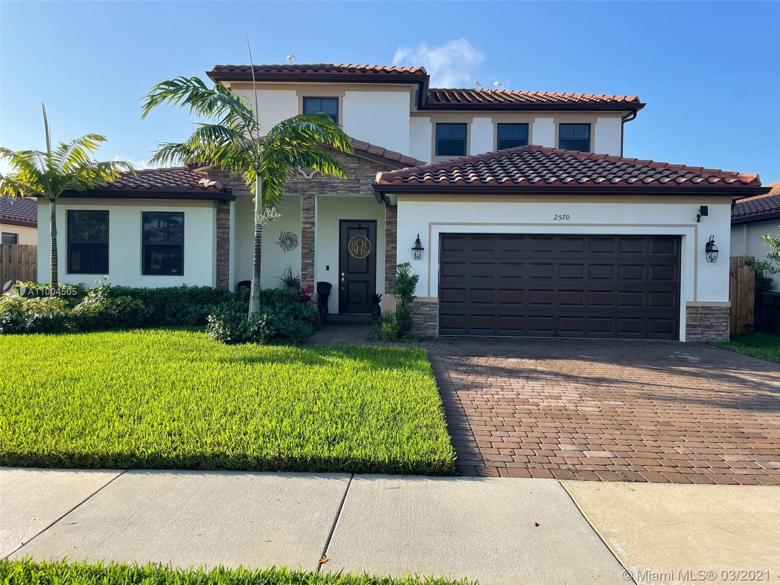 2570 SE 1st St Property Photo - Homestead, FL real estate listing