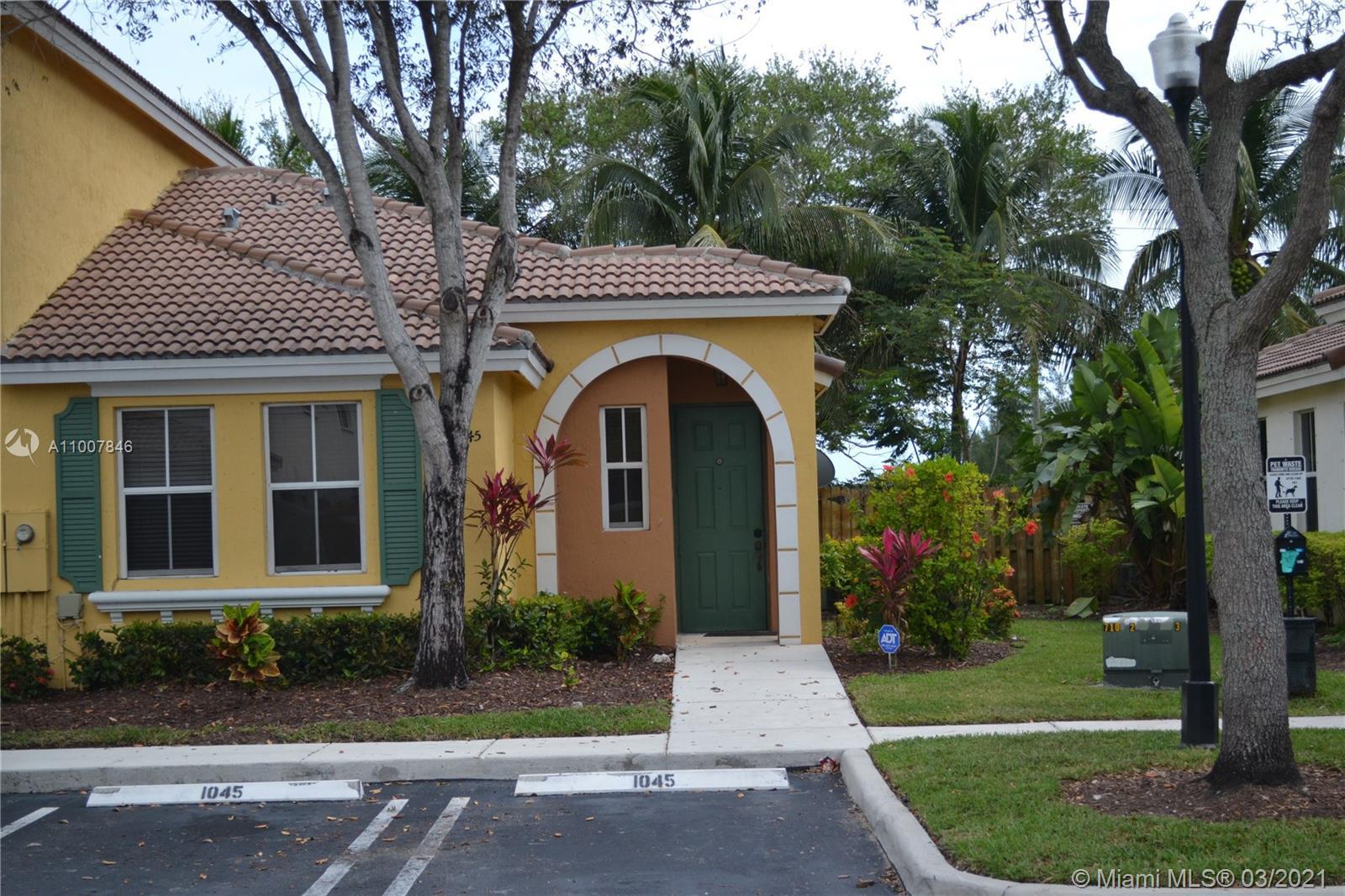 1045 NE 42 #PL Property Photo - Homestead, FL real estate listing
