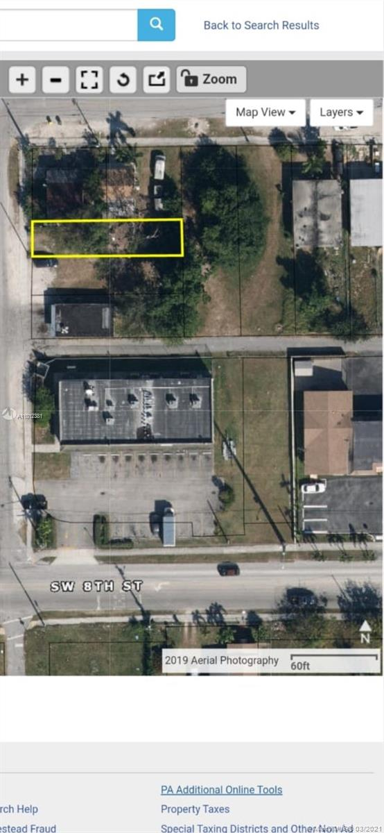 711 SW 8th Ave Property Photo - Homestead, FL real estate listing