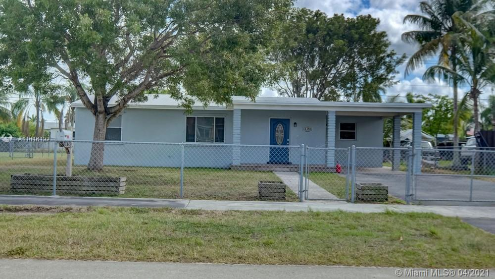 1340 NE 12th Street Property Photo - Homestead, FL real estate listing