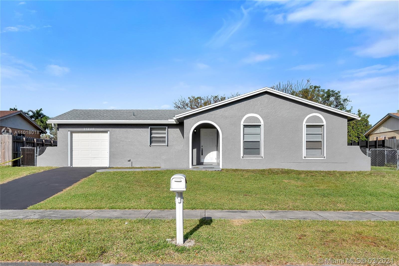 25640 SW 131st Ct Property Photo - Homestead, FL real estate listing