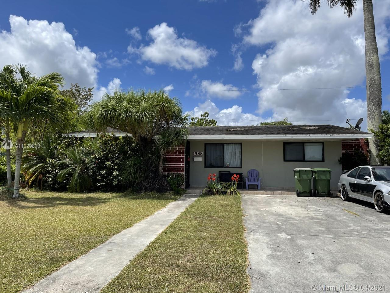 NW 8th Ave Property Photo - Homestead, FL real estate listing