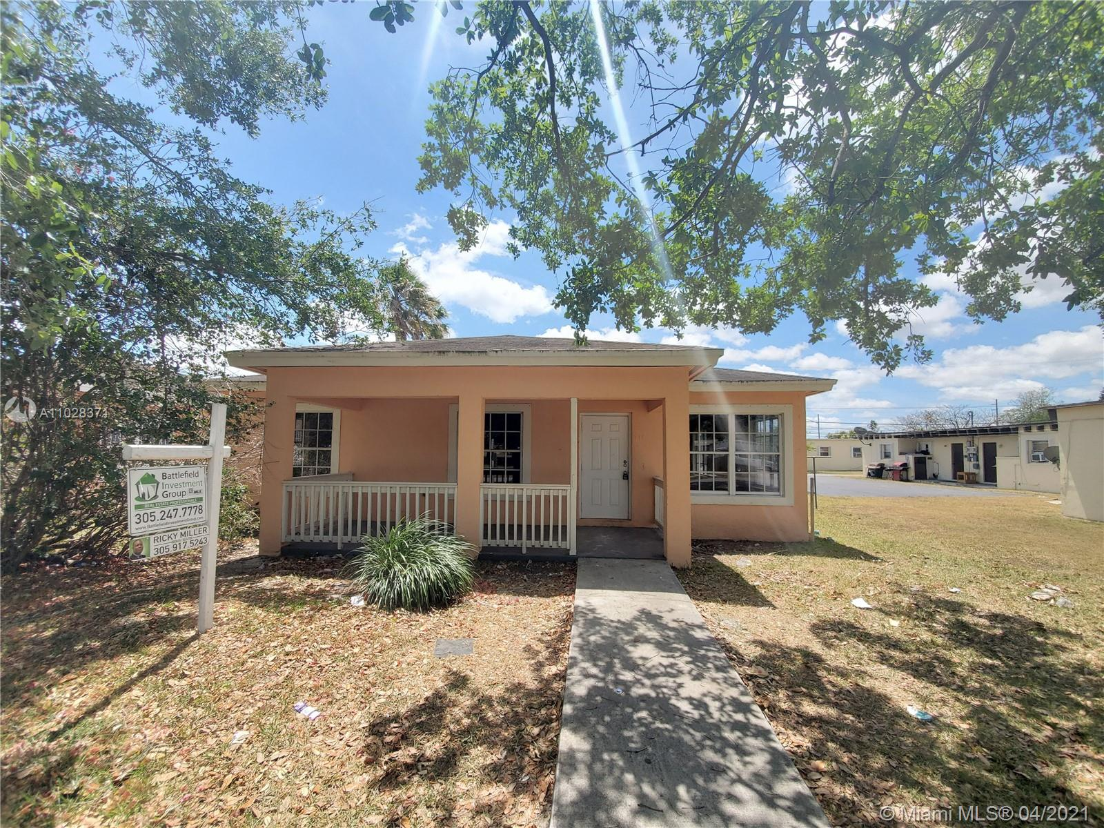 712 SW 6 ST Property Photo - Homestead, FL real estate listing