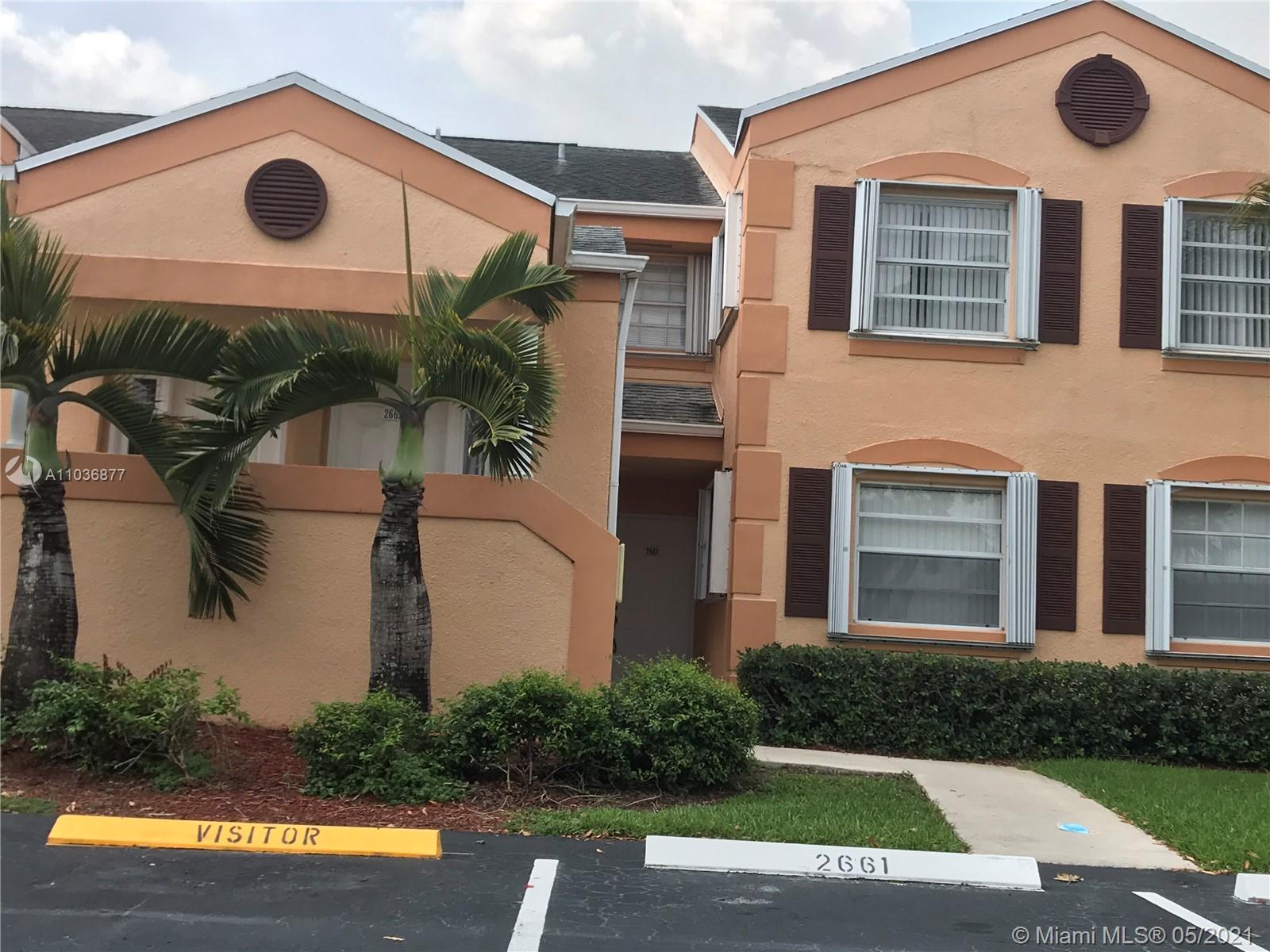 2661 Se 19th Ct #105-e Property Photo
