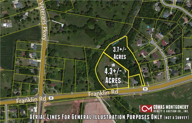 0 FRANKLIN ROAD Property Photo - Murfreesboro, TN real estate listing