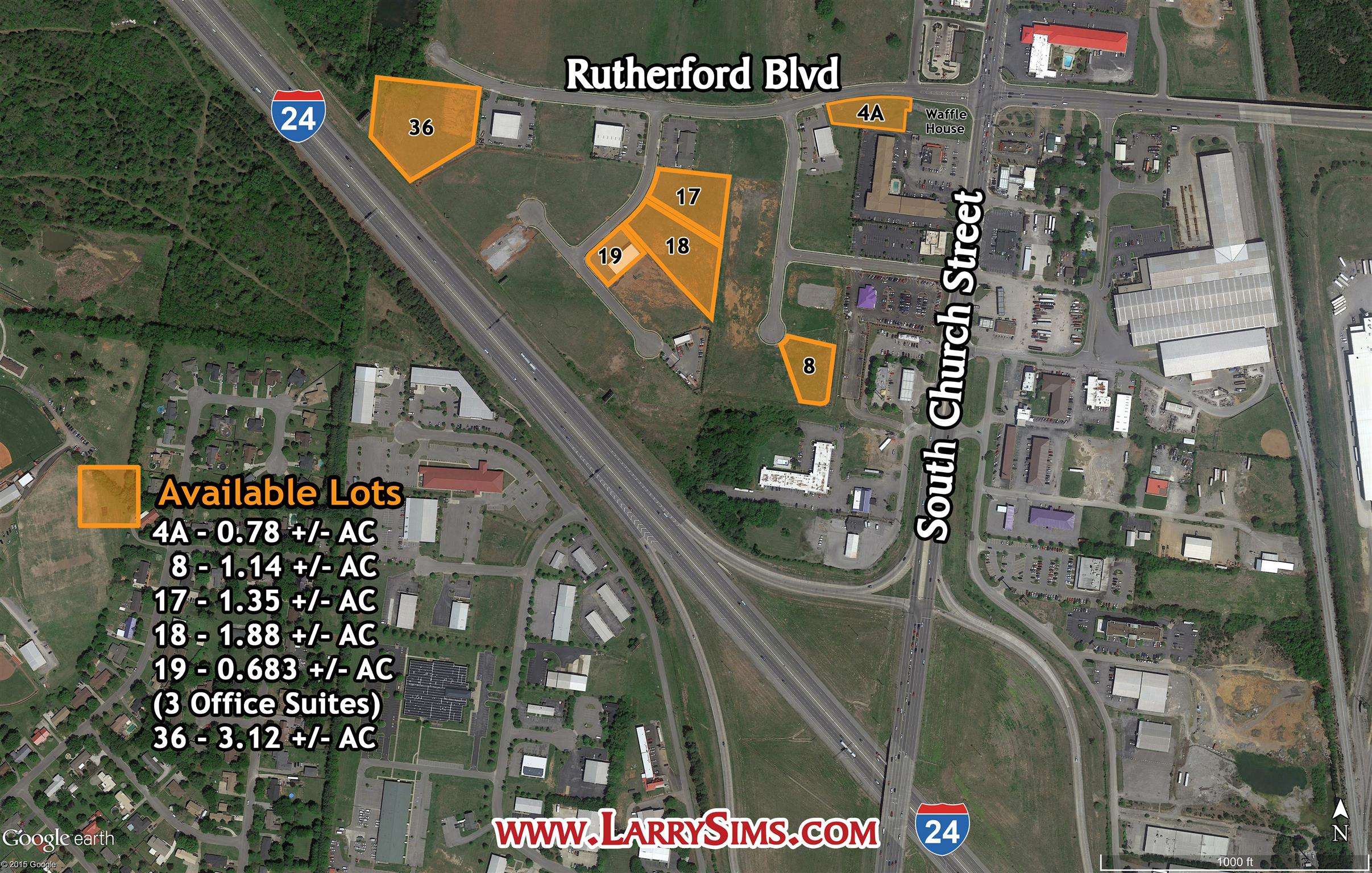 135 Rutherford Blvd Property Photo - Murfreesboro, TN real estate listing