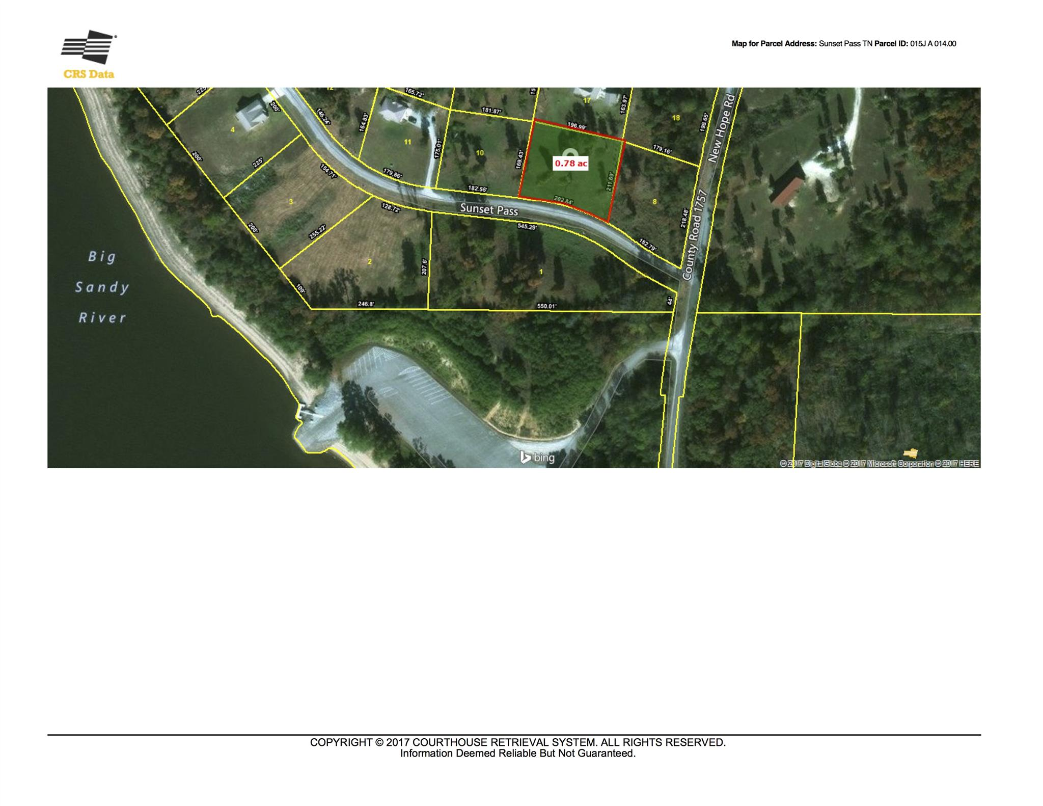 0 Sunset Pass (Lot 9), Big Sandy, TN 38221 - Big Sandy, TN real estate listing
