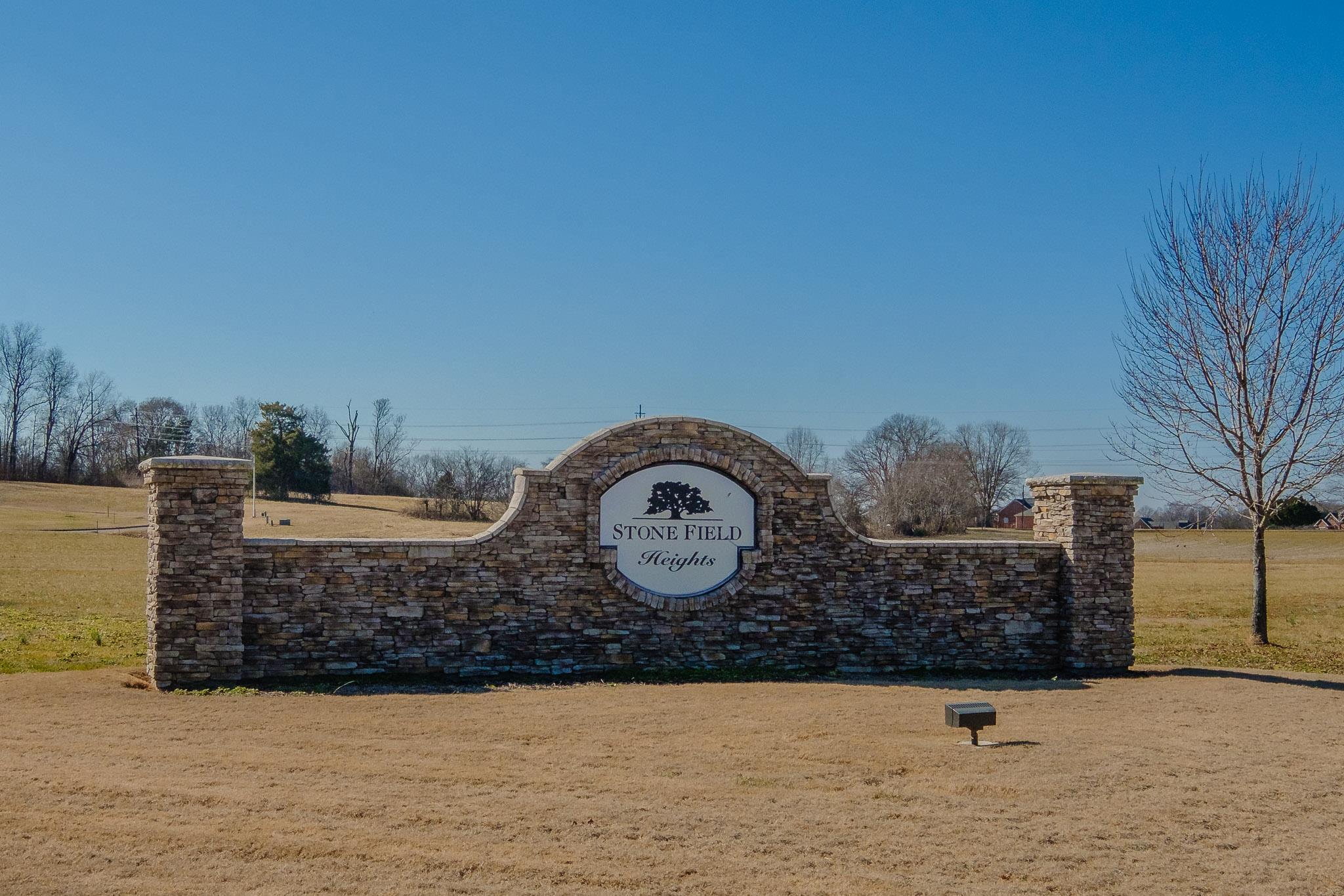 0 Stone Field Drive Property Photo