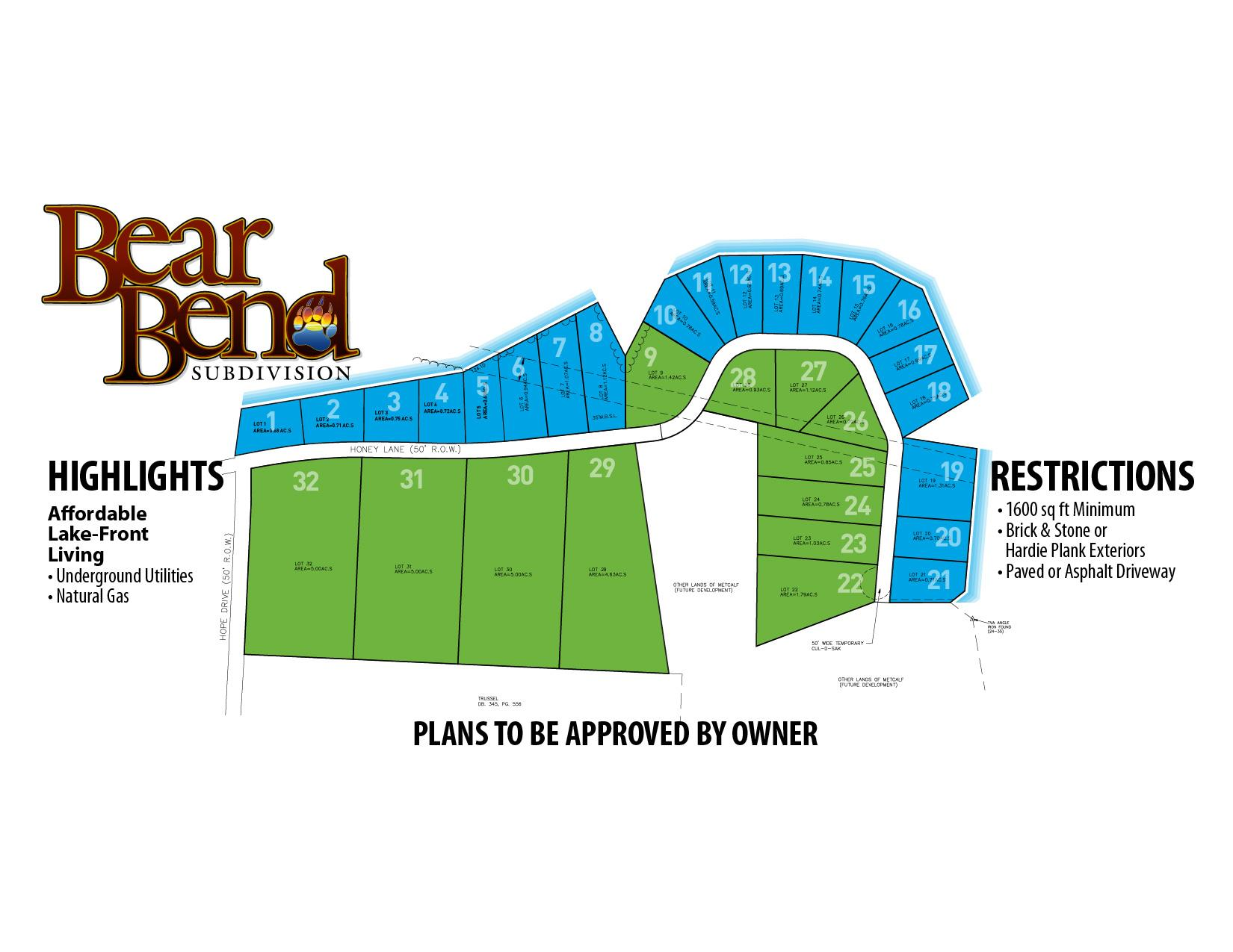 Bear Bend Phase I Real Estate Listings Main Image