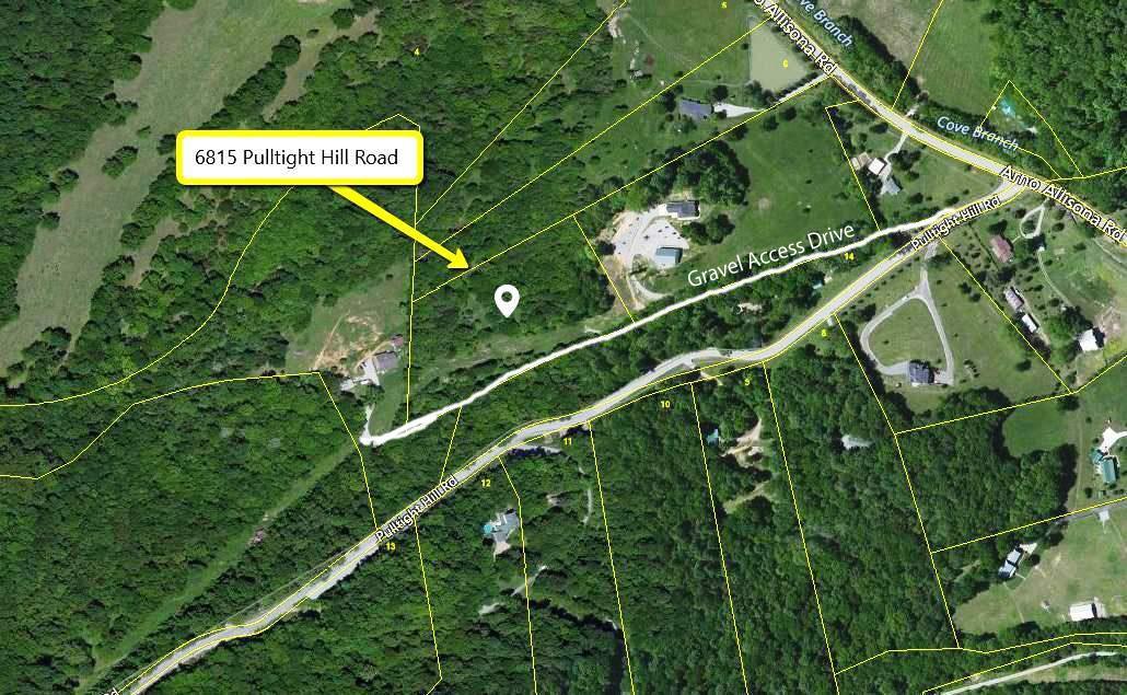 6815 Pulltight Hill Rd, College Grove, TN 37046 - College Grove, TN real estate listing