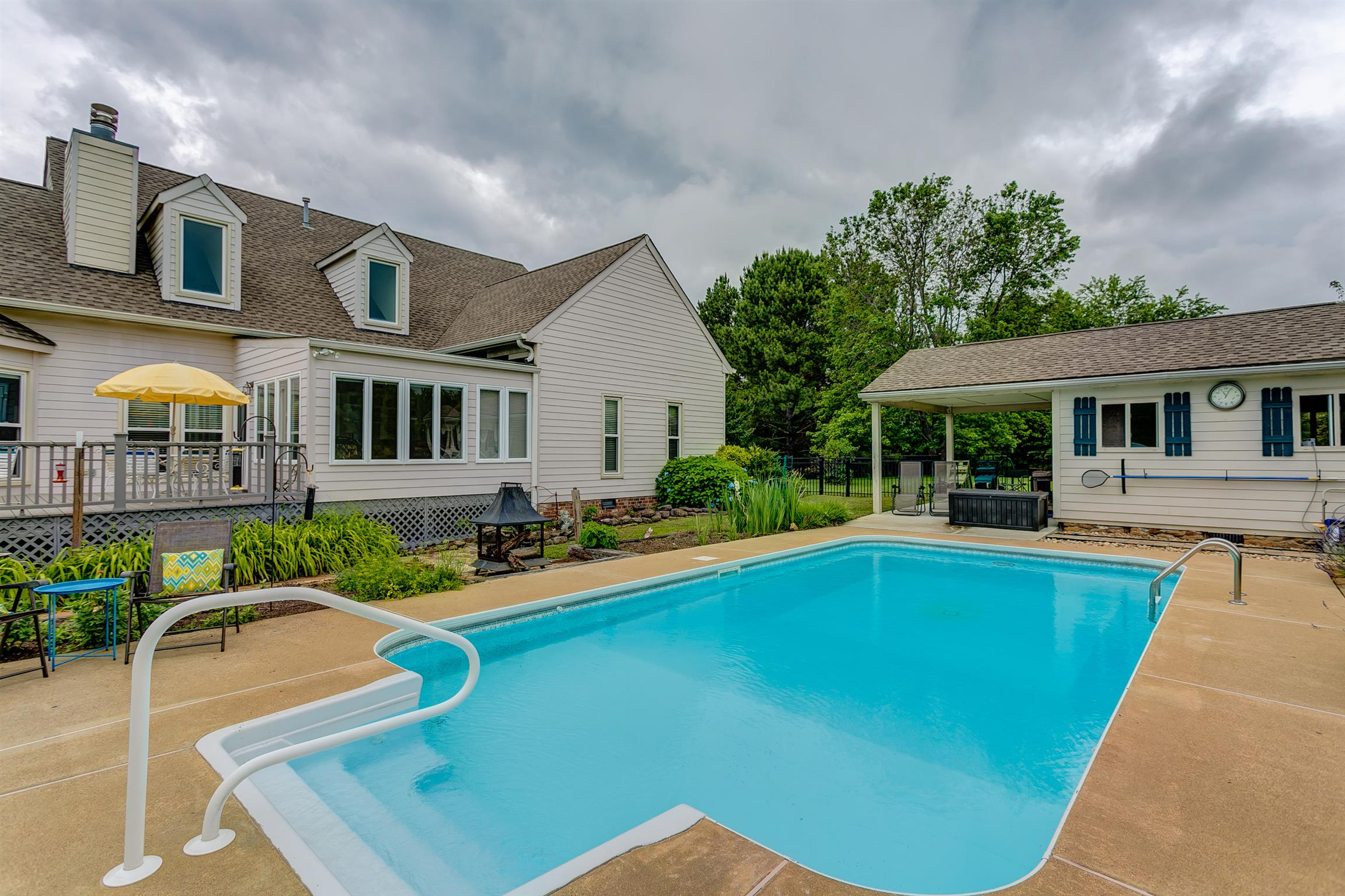 6631 Fannie Daniels Rd, College Grove, TN 37046 - College Grove, TN real estate listing
