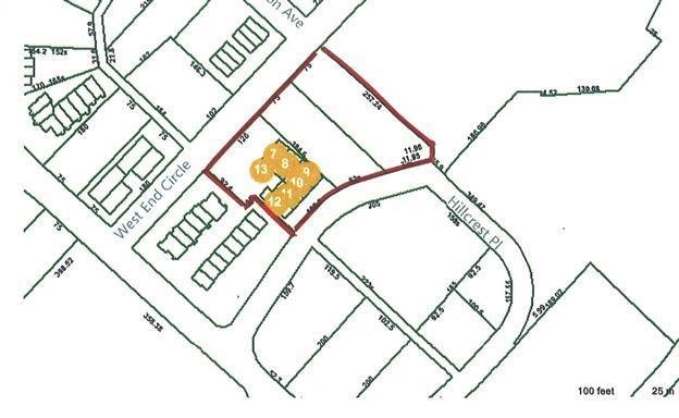 3209 West End Circle, Nashville, TN 37203 - Nashville, TN real estate listing