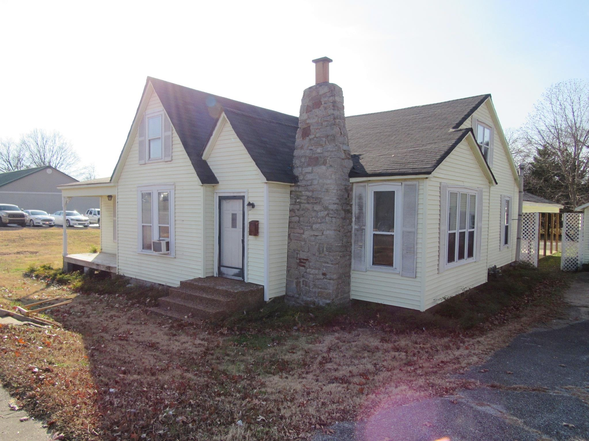 233 Tn Ave N Property Photo - Parsons, TN real estate listing
