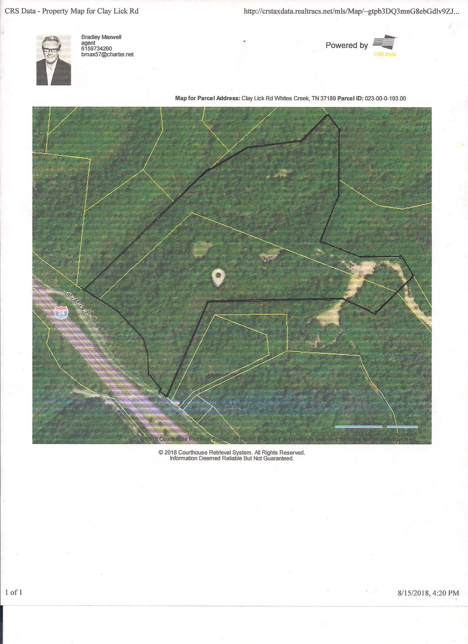 0 Clay Lick Rd, Whites Creek, TN 37189 - Whites Creek, TN real estate listing