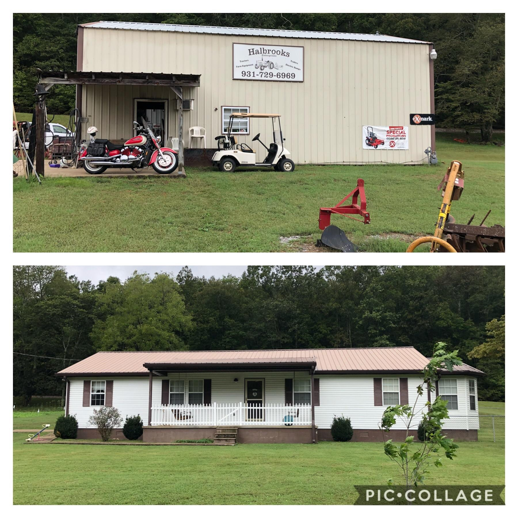 598 Highway 100 W, Centerville, TN 37033 - Centerville, TN real estate listing