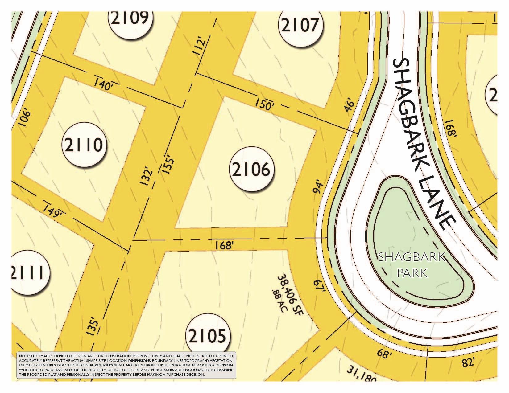 7211 Shagbark Dr (Lot 2106), College Grove, TN 37046 - College Grove, TN real estate listing
