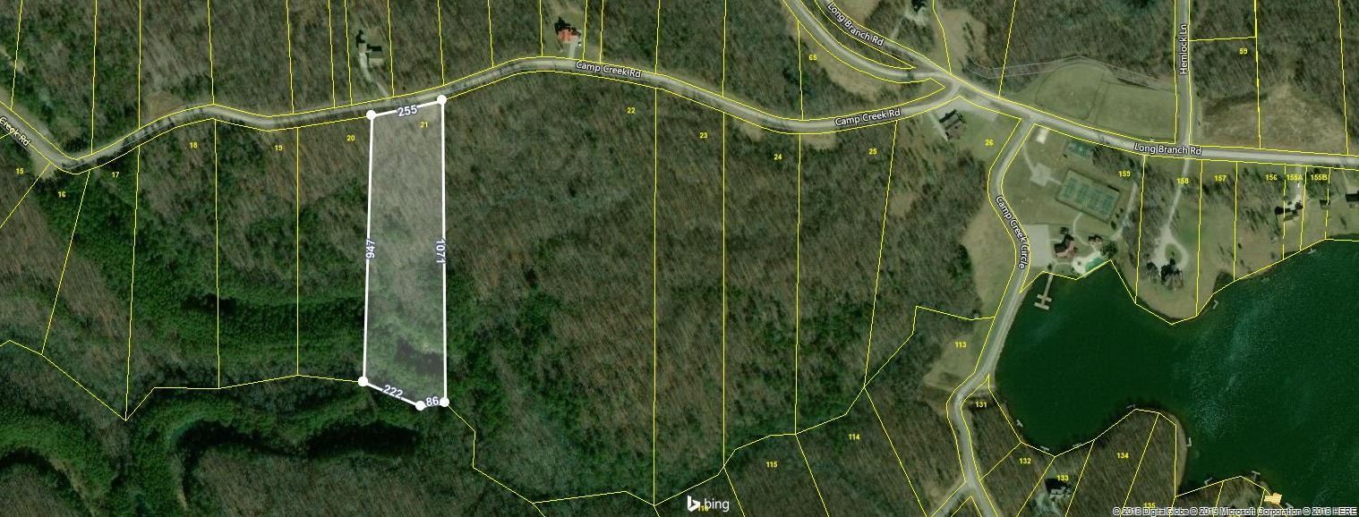 0 Camp Creek Rd Lot #21, Spencer, TN 38585 - Spencer, TN real estate listing