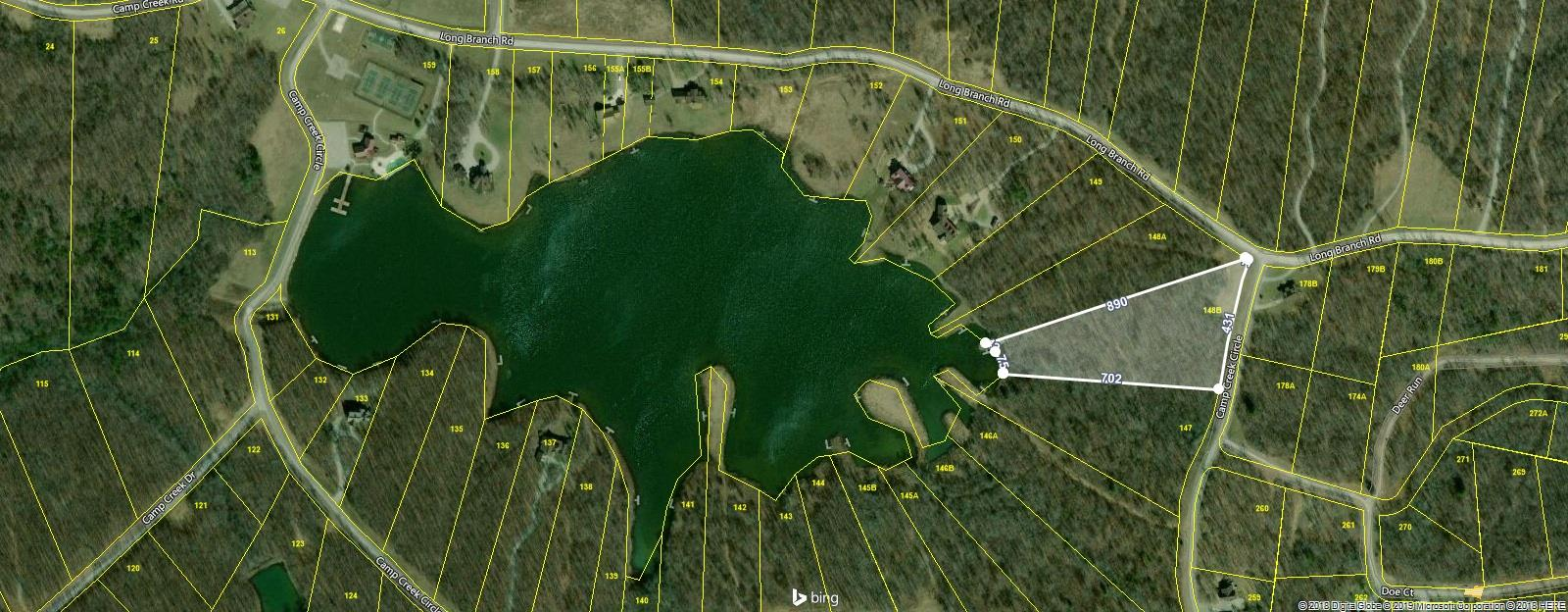 0 Long Branch Road Lot #148B, Spencer, TN 38585 - Spencer, TN real estate listing