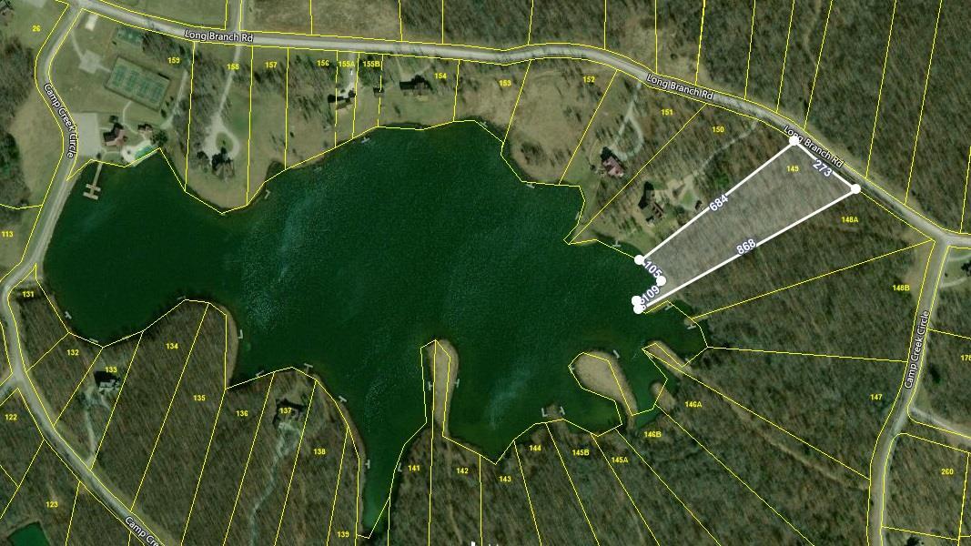 0 Long Branch Road Lot #149, Spencer, TN 38585 - Spencer, TN real estate listing