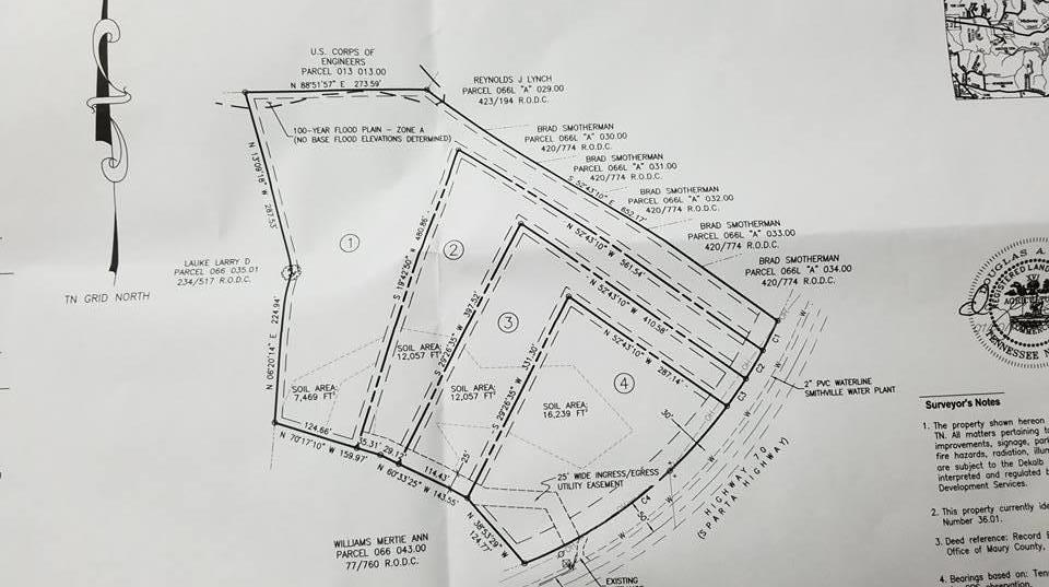 1 Highway 70, Smithville, TN 37166 - Smithville, TN real estate listing