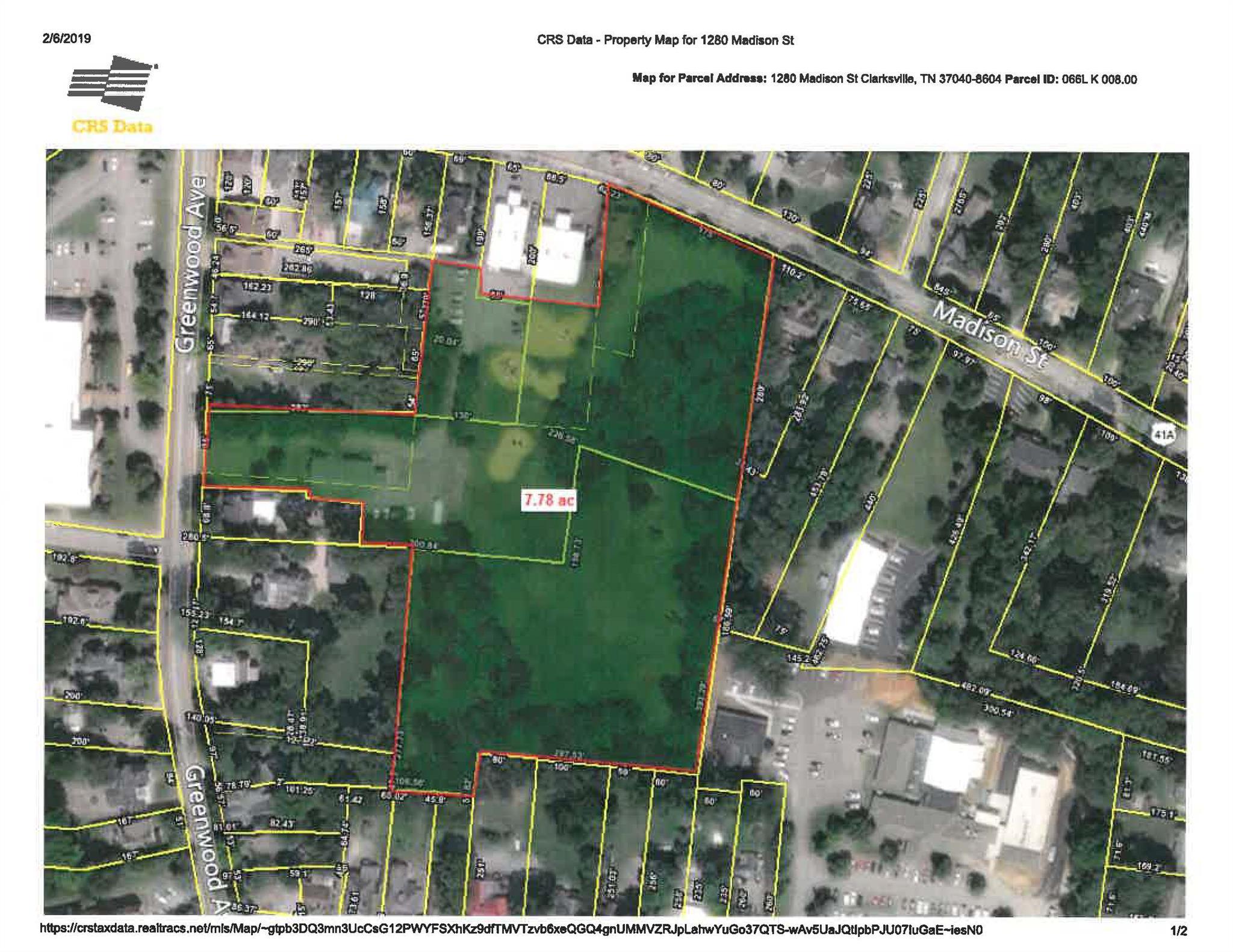 1002 Madison St, Clarksville, TN 37040 - Clarksville, TN real estate listing