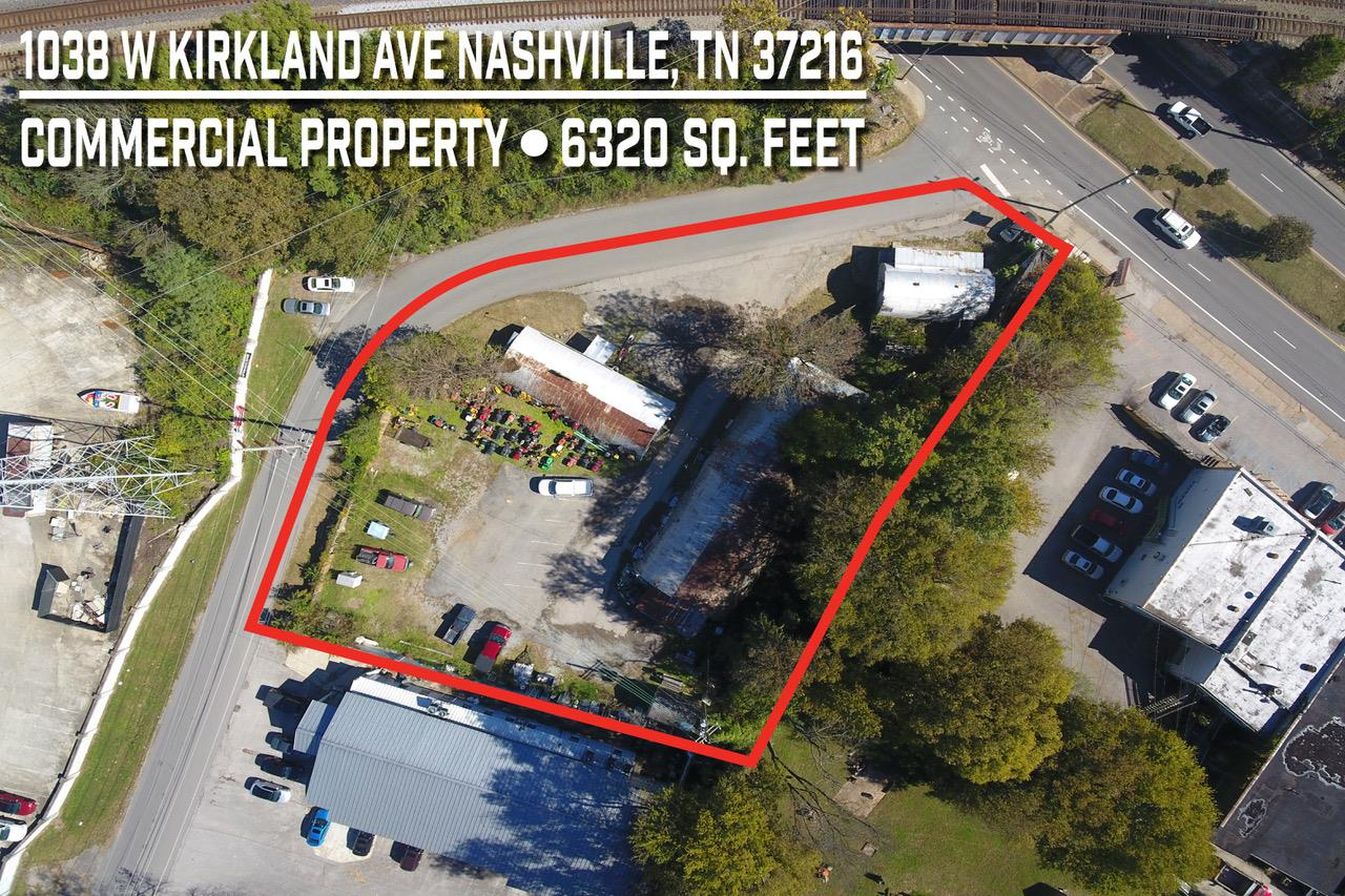 1038 W Kirkland Ave Property Photo - Nashville, TN real estate listing