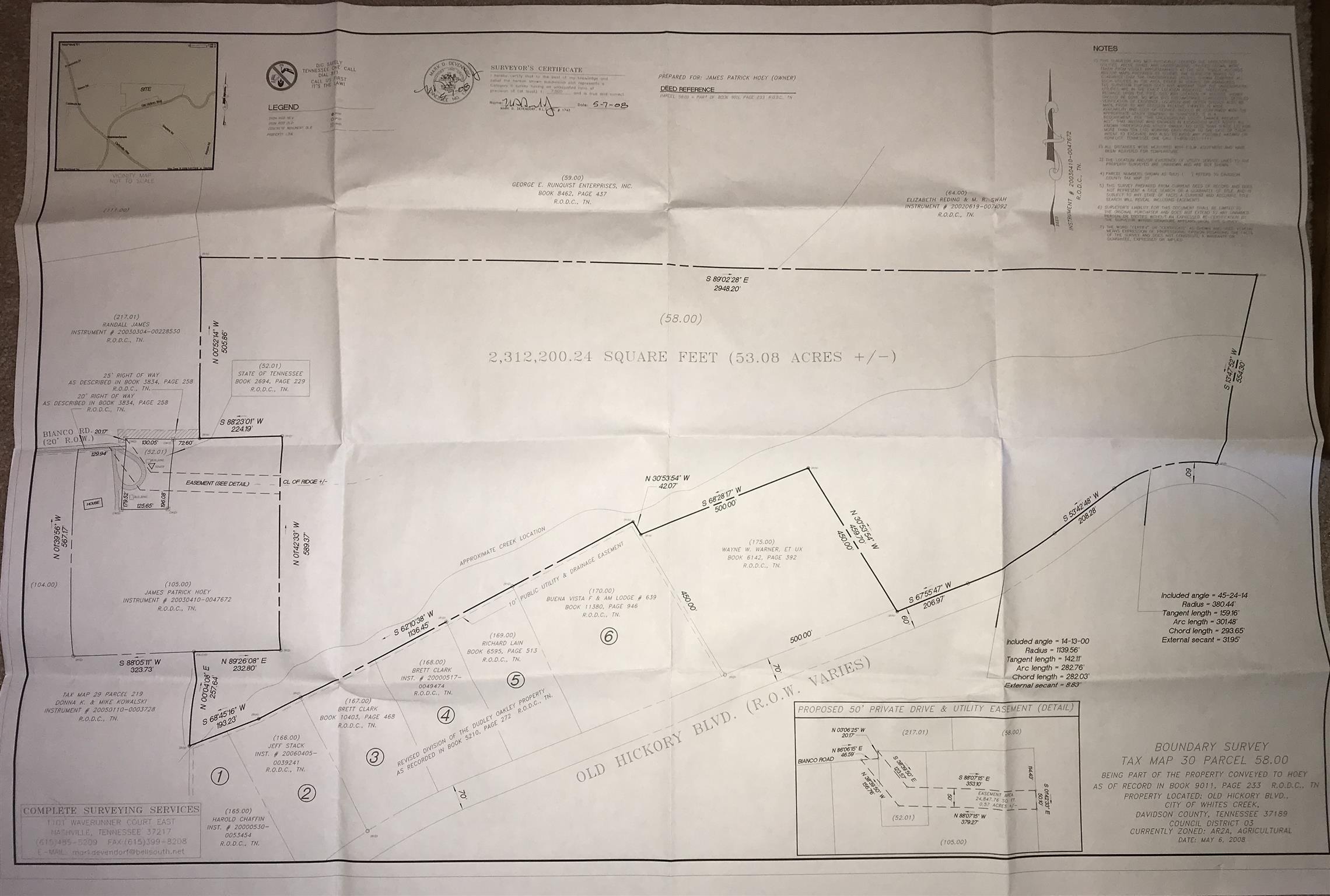 0 OLD HICKORY BLVD, Whites Creek, TN 37189 - Whites Creek, TN real estate listing
