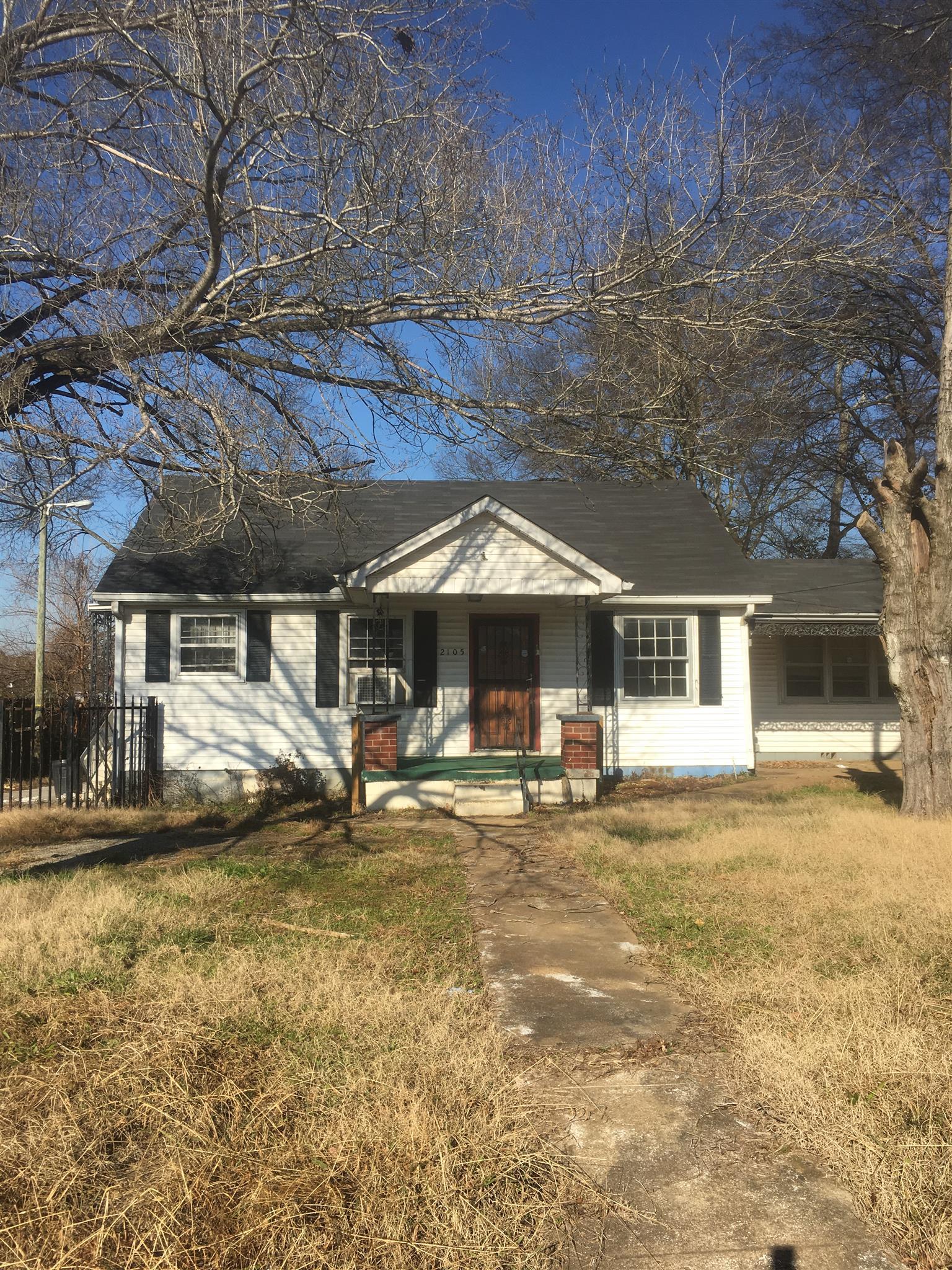 2105 Courtney Ave, Nashville, TN 37218 - Nashville, TN real estate listing
