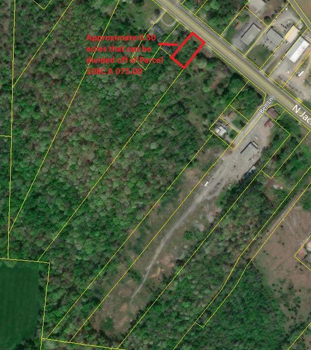 0 Jackson St. N.,0.50 acres Property Photo - Tullahoma, TN real estate listing