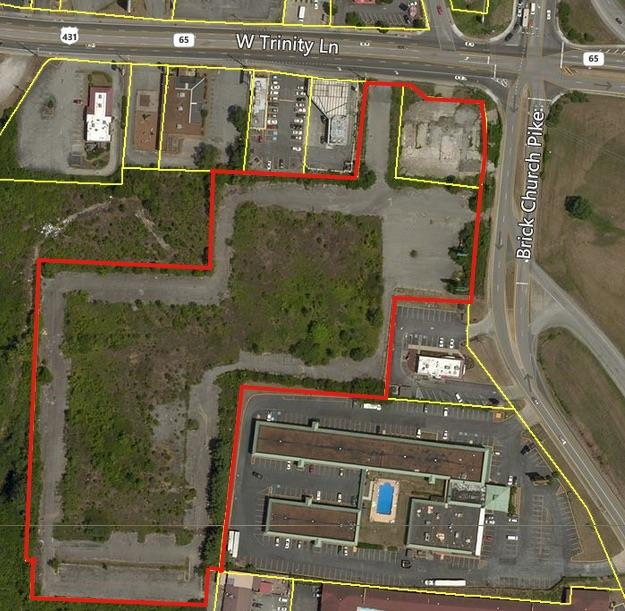 230 W Trinity Ln Property Photo - Nashville, TN real estate listing