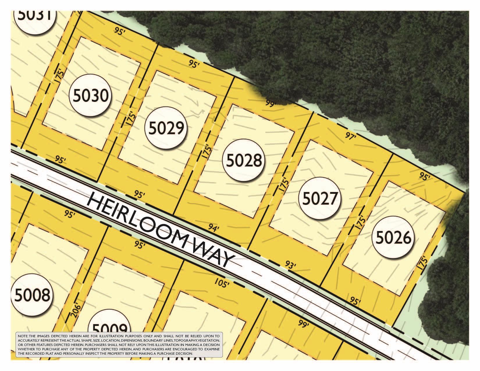 8219 Heirloom Blvd (Lot 5028), College Grove, TN 37046 - College Grove, TN real estate listing