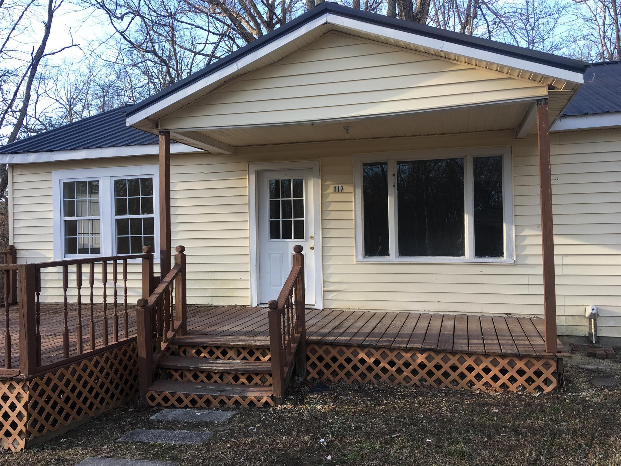 117 Oak Street, Sewanee, TN 37375 - Sewanee, TN real estate listing