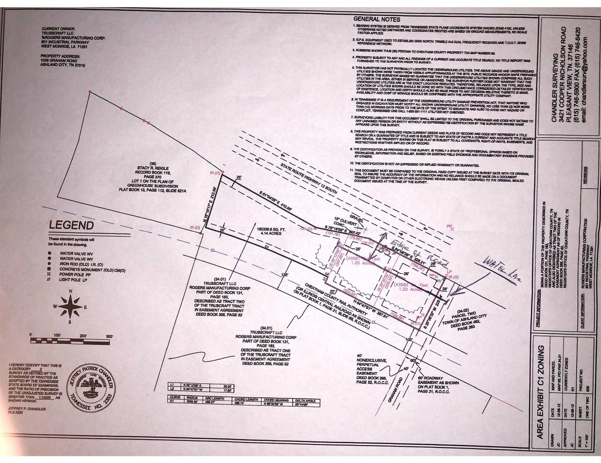 0 Hwy 12, Ashland City, TN 37015 - Ashland City, TN real estate listing