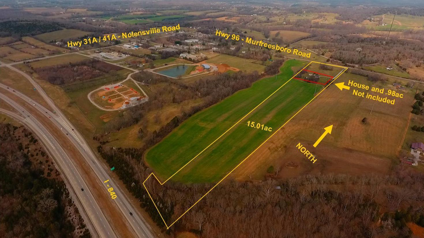 0 Murfreesboro Rd, College Grove, TN 37046 - College Grove, TN real estate listing