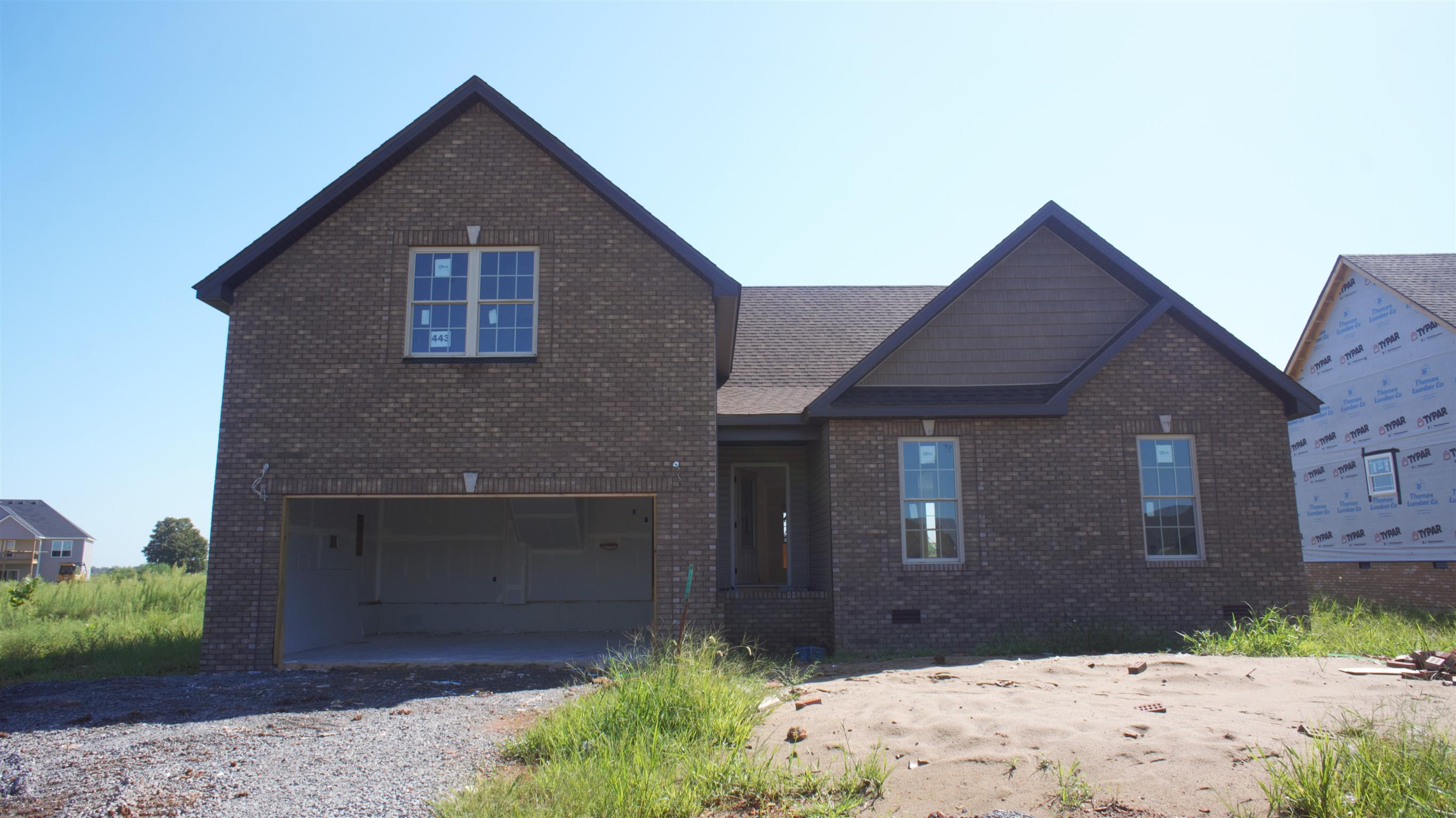 443 Autumnwood Farms , Clarksville, TN 37042 - Clarksville, TN real estate listing