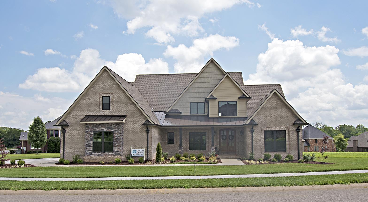1492 Collins View Way (Lot 104), Clarksville, TN 37043 - Clarksville, TN real estate listing
