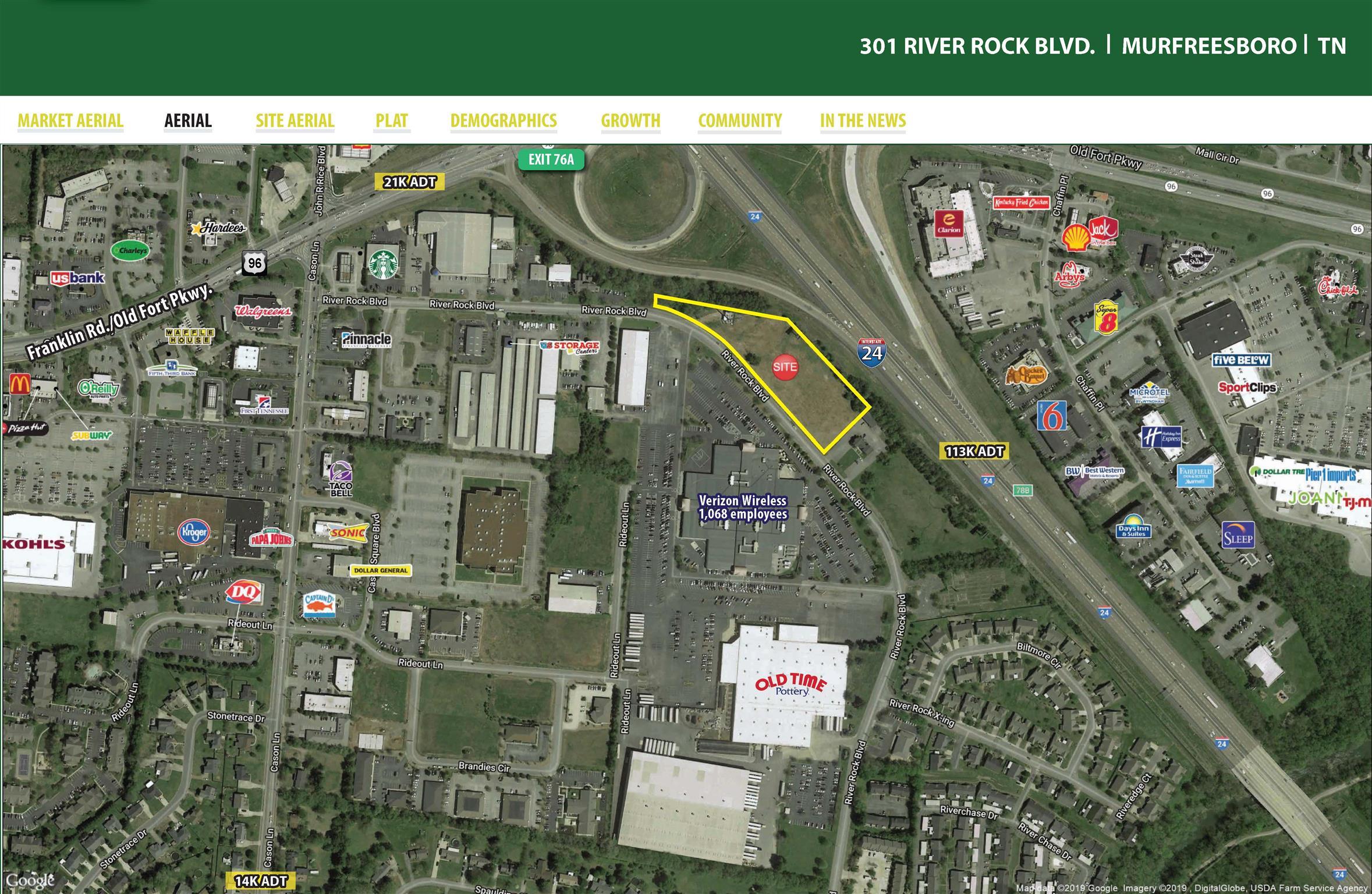 301 River Rock Blvd Property Photo - Murfreesboro, TN real estate listing