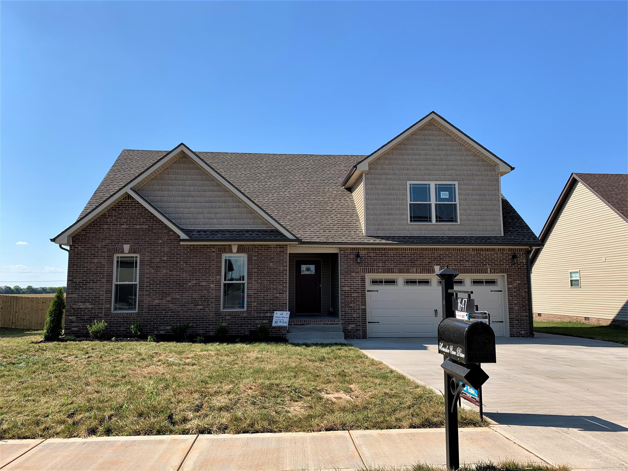 750 Autumnwood Farms , Clarksville, TN 37042 - Clarksville, TN real estate listing