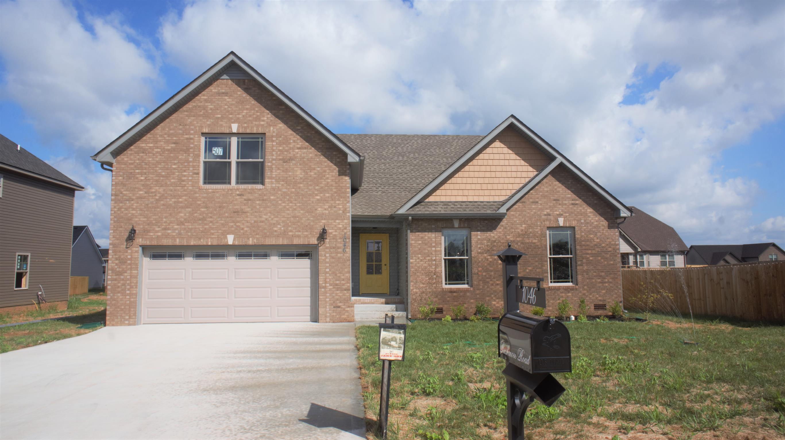 507 Autumnwood Farms , Clarksville, TN 37042 - Clarksville, TN real estate listing