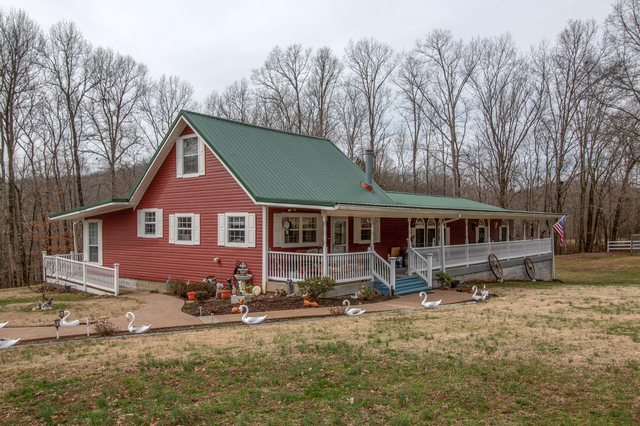 421 Rackley Rd, Hohenwald, TN 38462 - Hohenwald, TN real estate listing