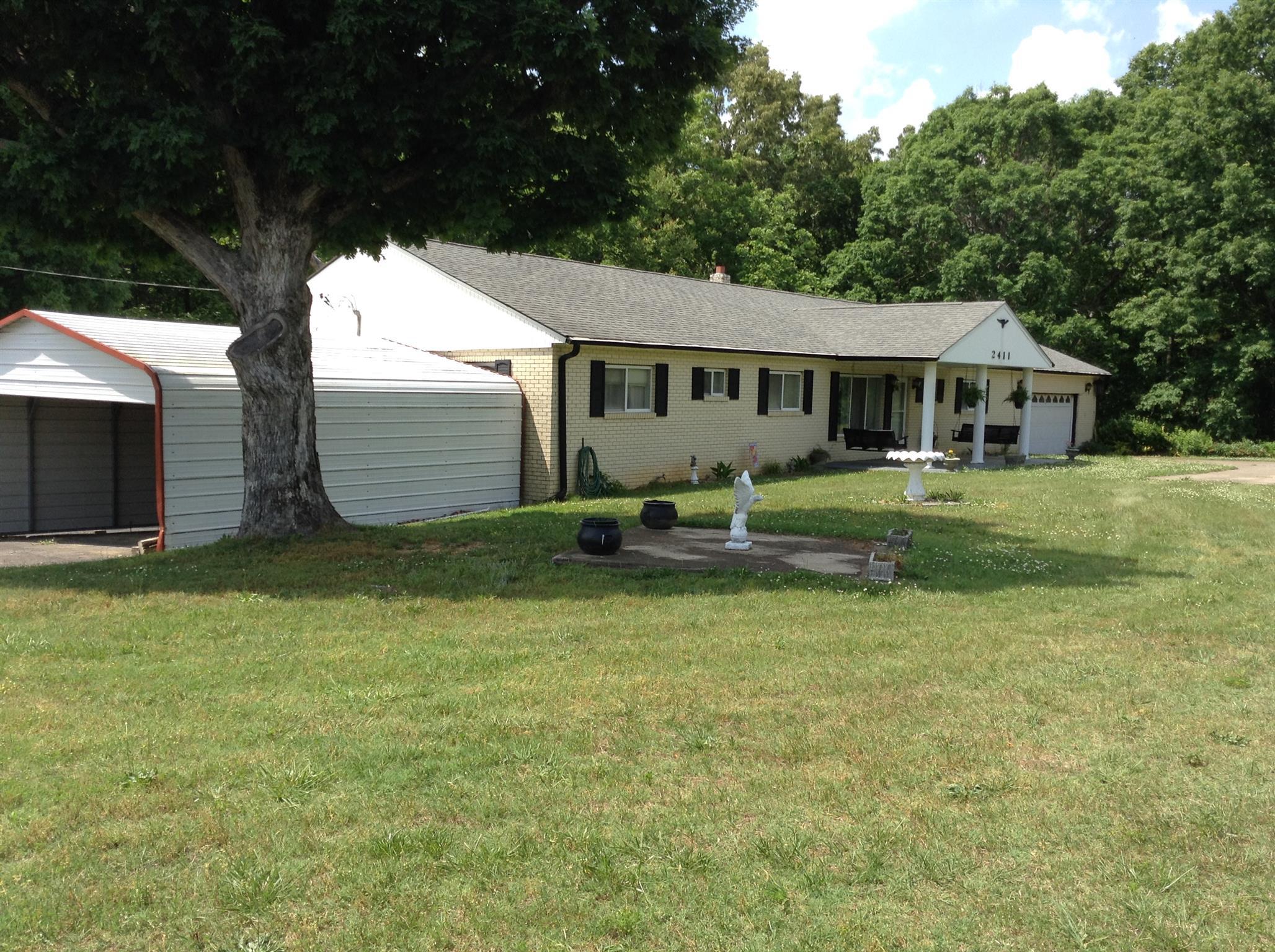 2411 Slayden-Marion Rd, Vanleer, TN 37181 - Vanleer, TN real estate listing