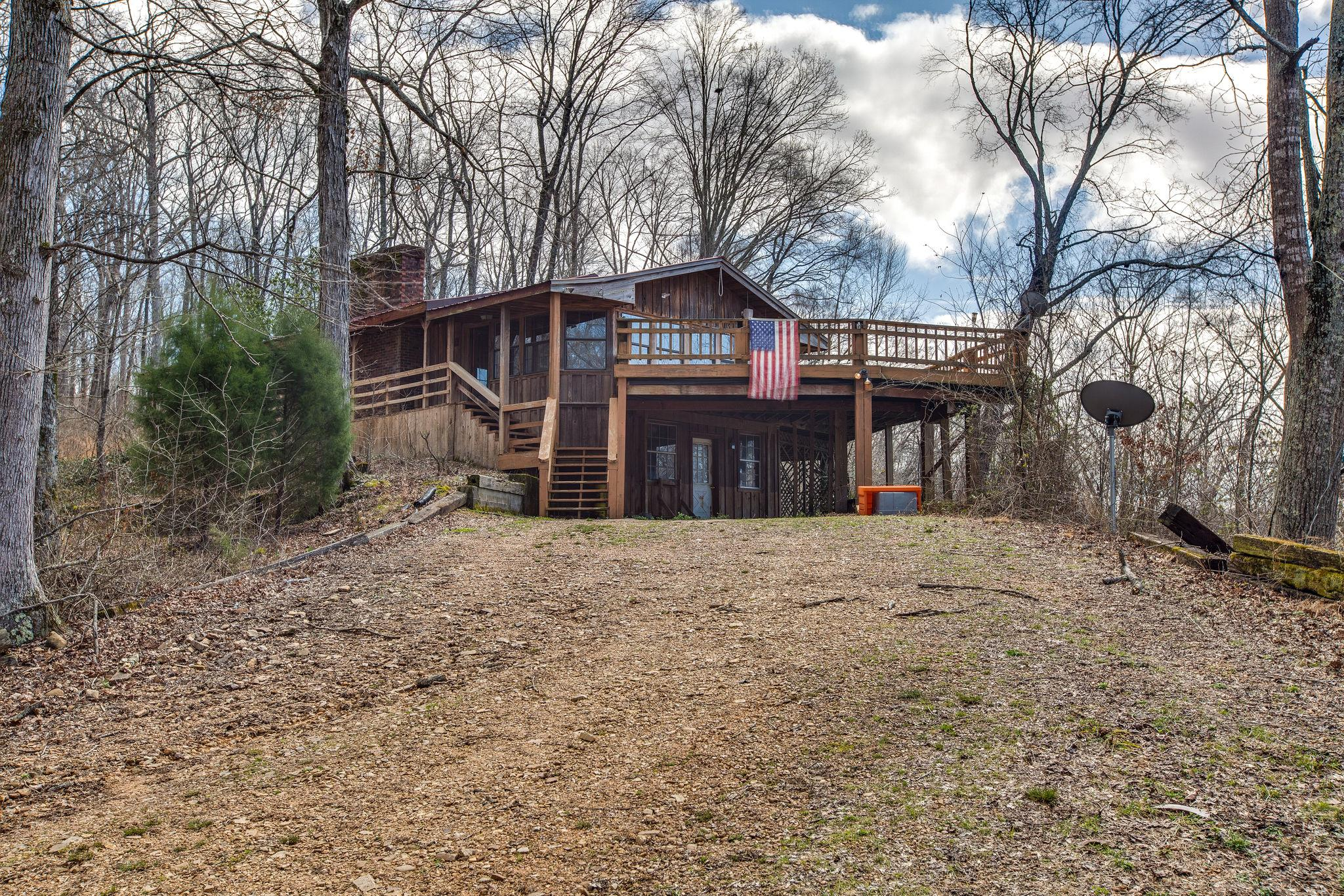 541 Old Martin Ford Ln, Hurricane Mills, TN 37078 - Hurricane Mills, TN real estate listing