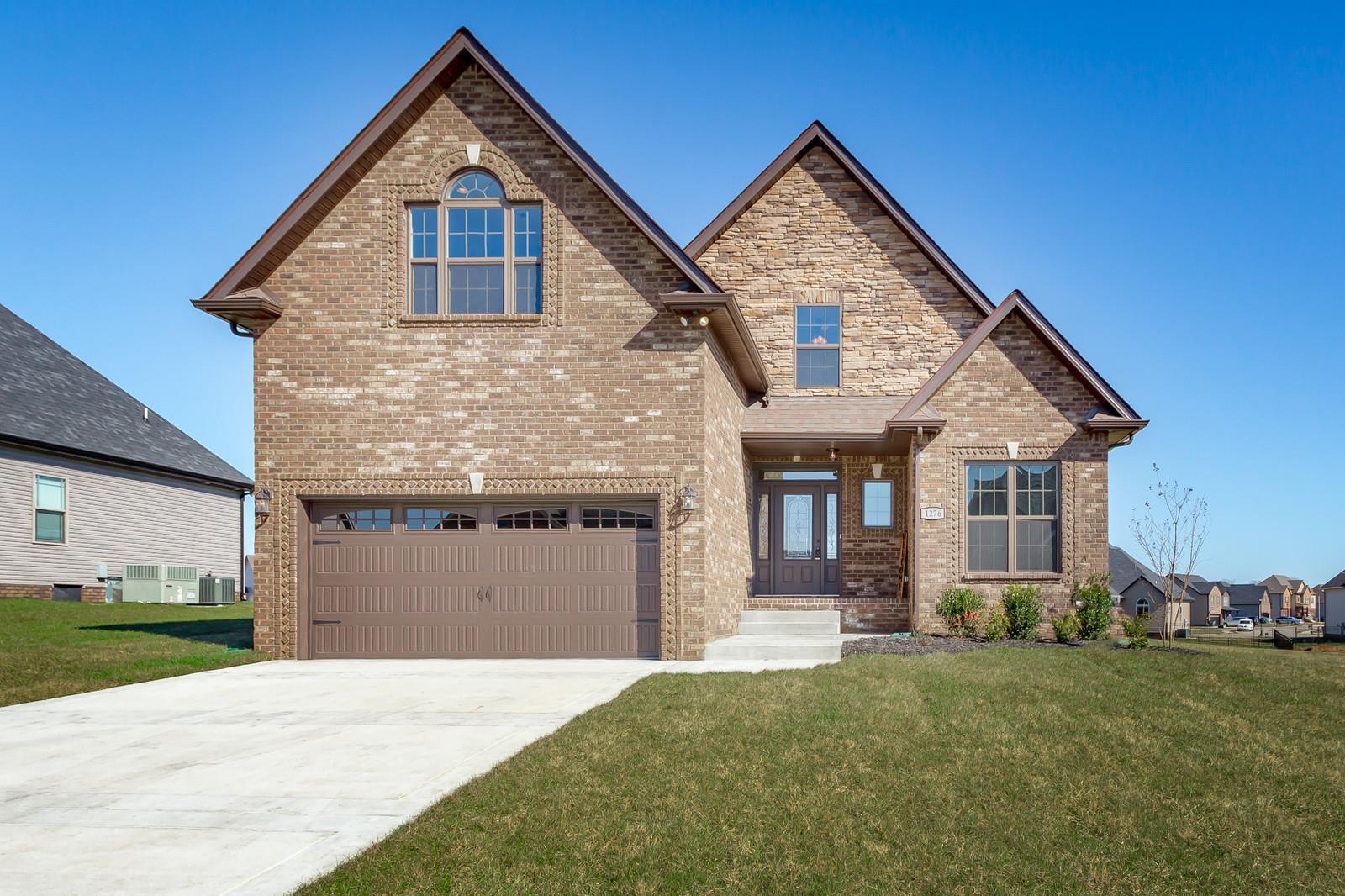 1276 Upland Terrace, Clarksville, TN 37043 - Clarksville, TN real estate listing